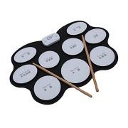 Электронные барабаны Bora Drum Kit DM-05 большие с педалями