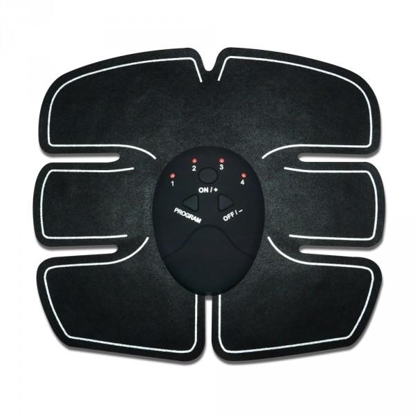 Миостимулятор тренажер для мышц EMS-trainer с накладками на руки