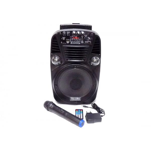 Активная акустическая система Портативная Feiyipu ES-8 Bluetooth (Черный)