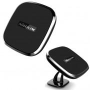 Магнитный держатель с беспроводной зарядкой NILLKIN Car Magnetic Qi Wireless Charger II C (Черный)
