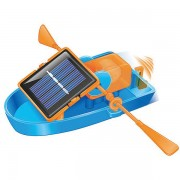 Конструктор на солнечной батарее Лодка Solar Powered Boat