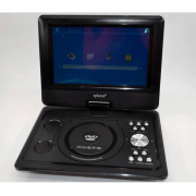 Портативный DVD плеер с цифровом тюнером 10,2 дюймов Eplutus EP-1030T
