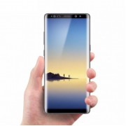 Защитное стекло 3D для Samsung Galaxy Note 8 (Прозрачный)