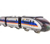 Конструктор на солнечной батарее скоростной поезд