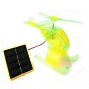 Конструктор на солнечной батарее вертолёт Solar helicopter