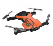 Квадрокоптер Wingsland S6 HD camera GPS (Оранжевый)