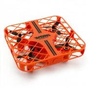 Комнатный квадрокоптер XY-016 (Оранжевый)
