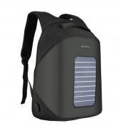 Рюкзак Антивор с солнечной батареей Baibu 1914 для ноутбука 15.6 дюймов (Черный)