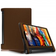 Чехол книжка Classic Lenovo Yoga Tablet 3 10 Plus (Коричневый)