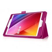 Чехол книжка классик для планшета Asus ZenPad 10 Z500 (Малиновый)