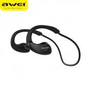 Беспроводные стильные Bluetooth наушники Awei A885bl (Черный)