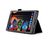 Чехол книжка для планшета Lenovo Tab 3 8 Plus 8703 (Черный)
