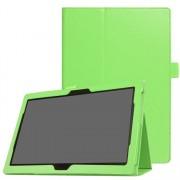 Чехол книжка classic для планшета Lenovo Tab 4 10 Plus TB-X704L (Зеленый)