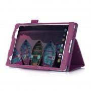 Чехол книжка classic для планшета Lenovo Tab 4 8 Plus TB-8704X (Фиолетовый)