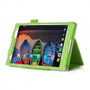 Чехол книжка classic для планшета Lenovo Tab 4 8 Plus TB-8704X (Зеленый)
