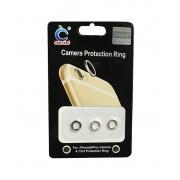 Защитное кольцо для камеры Iphone 6, 6 Plus на 4.7, 5.5 дюймов (Серебряный, золотой, черный)