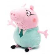 Мягкая игрушка Папа Свин Свинка Пеппа (Зеленый)