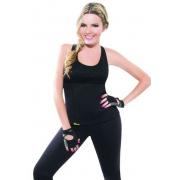 Майка женская для похудения Neotex Hot Shapers неопреновая размеры S M L (Черная)
