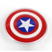 Беспроводное зарядное устройство Qi Капитан Америка (Captain America)