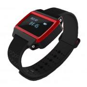 Умные часы Smart Bracelet Fitness Tracker Remax RBW-W2 (Красный)