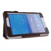 Чехол книжка Classic Samsung Galaxy Tab 4 8 (Коричневый)