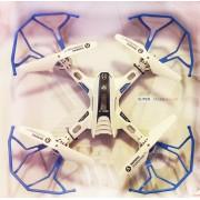 Радиоуправляемый квадрокоптер SMART-DRONE LED, 3D, 6 Axis 2.4GHz с камерой