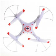 Радиоуправляемый квадрокоптер UFO Venture, 3D, 6 Axis 2.4GHz с камерой (Белый)