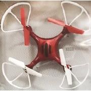 Радиоуправляемый квадрокоптер Ufo Venture, камера, WiFi (Красный)