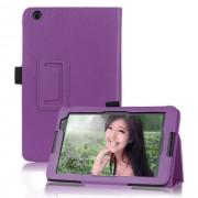 Чехол книжка для планшета Lenovo IdeaTab A5500, 8 A8-50 (Фиолетовый)
