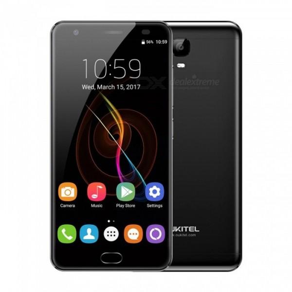 Oukitel K6000 Plus (Черный)