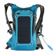 Рюкзак с солнечной батареей SolarBag SB-285 (Синий)