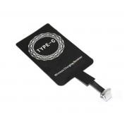 Qi ресивер приемник для беспроводной зарядки для смартфона Type C