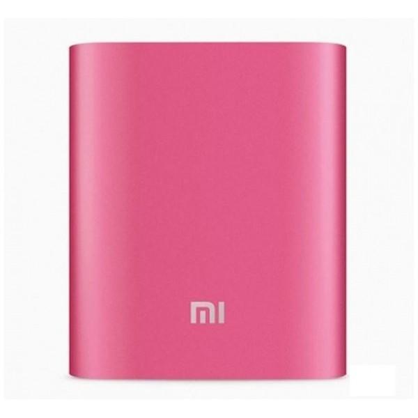 Универсальный внешний аккумулятор Xiaomi Mi Power Bank Powerbank 5200 mah, 1 USB (Розовый)