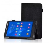 Чехол книжка Classic для планшета Huawei Mediapad X2/X1 7 (Черный)