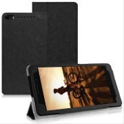 Чехол книжка для планшета Lenovo Phab Plus PB1 770 (Черный)