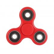 Игрушка-антистресс Professional Fidget Spinner Спиннер крутилка треугольник питчер (Красный)