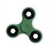 Игрушка-антистресс Spinner Спиннер крутилка треугольник питчер (Зеленый)