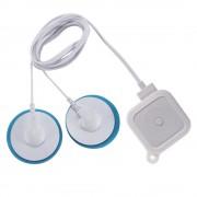 Мини смарт массажер (электроды) для массажа мышц,снятия боли, улучшения кровообращения