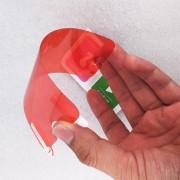 Защитное стекло пленка гибрид Plexiglass для iPhone 6 plus