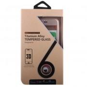 Защитное стекло Премиум Premium Tempered Glass для iPhone 6 plus, 6S plus с золотой рамкой