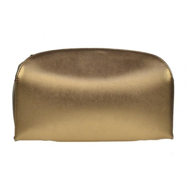 Рюкзак French натуральная кожа (Бронзовый)