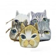 Клатч с мордочкой злого кота Angry Cat (Разные)