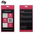 Защитные пленки для смартфонов Fly