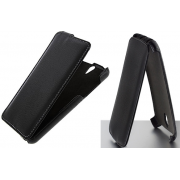 Чехол книжка Armor для телефона Philips Xenium V387 (Черный)