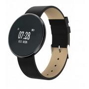 Смарт часы cf006 с функцией мониторинга сердечного ритма (Черные)