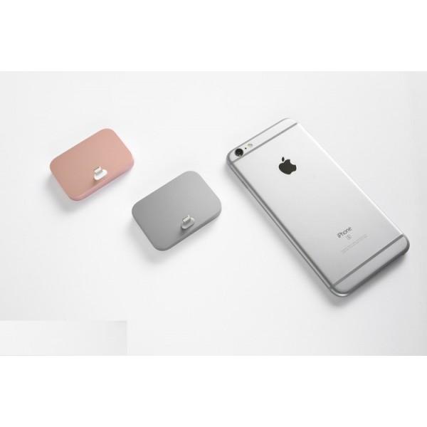 dock socle base iphone. Black Bedroom Furniture Sets. Home Design Ideas