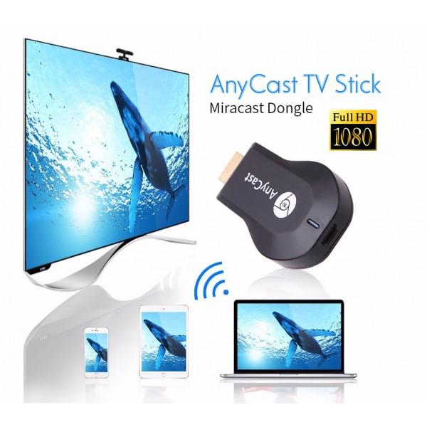 Беспроводной ТВ адаптер AnyCast M2 plus M4 dongle