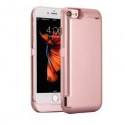 Аккумуляторная батарея-чехол Remax для iPhone7 (Розовое золото)