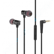 Наушники ipipoo stereo earphone iP-A500Hi (Черный)