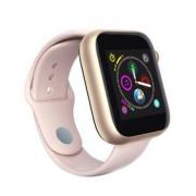 Умные часы-телефон Z6 (Розовый с золотым)
